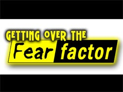 Logo - Getting Over the Fear Factor