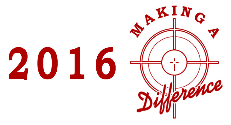 2016 - Making a Difference