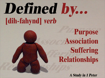 Defined by
