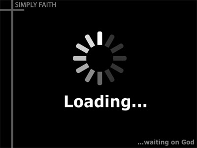 Loading... What happens when we are waiting on God?