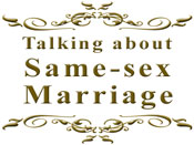 Talking About Same-Sex Marriage