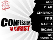 Confessions of Christ