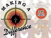 Making a Difference... In My Family