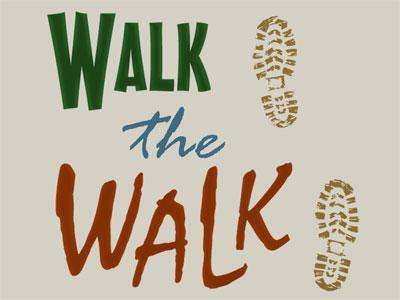 Logo - Walk the Walk