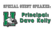 Special Guest Speaker: Dave Kelly