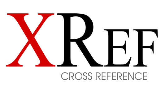 XRef - Cross Reference
