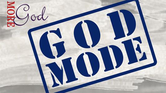 Logo - God Mode